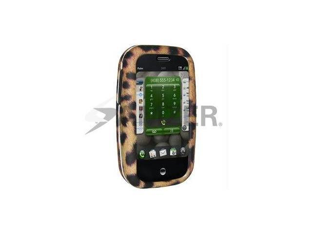 Amzer Leopard Print Snap On Hard Case