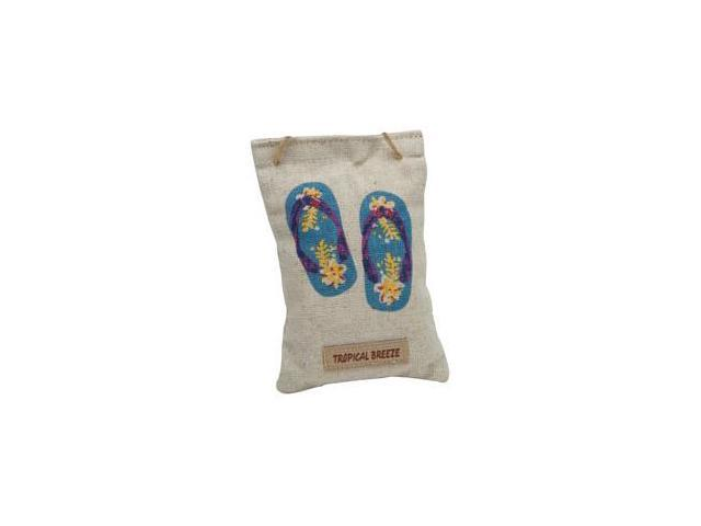 Bahama Bag(TM) Odor Eliminating Air Freshener Scent Pouch - Tropical Breeze