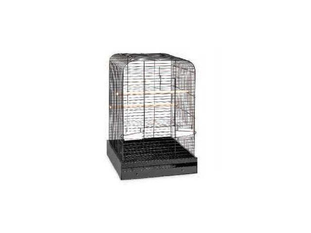Prevue Hendryx Madison Bird Cage Black Hammertone - 124BLK