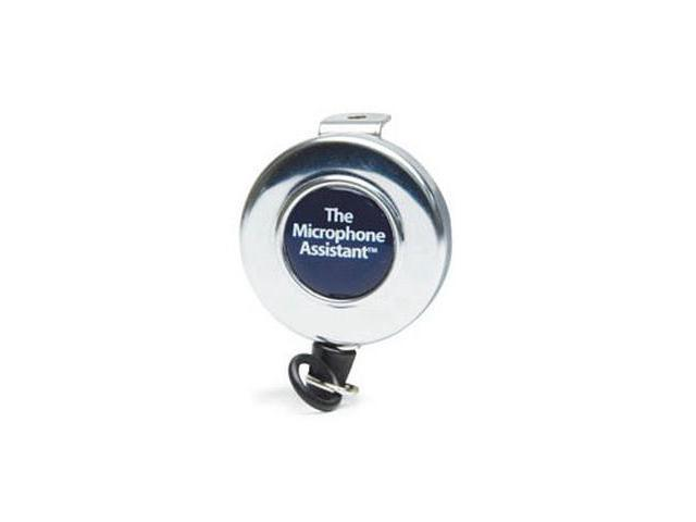 The Microphone Assistant(TM) Retractable CB Mic Holder