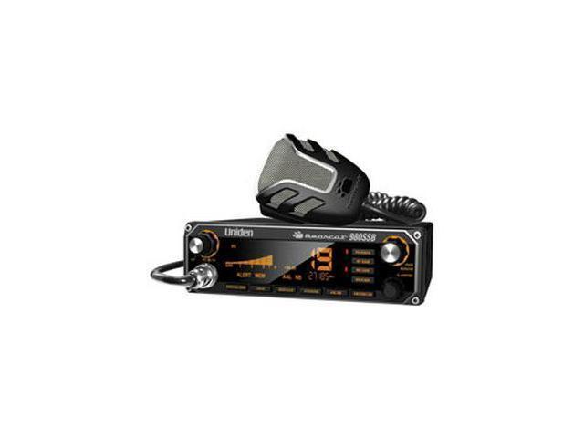 Bearcat980 CB Radio with SSB and 7 Color Display