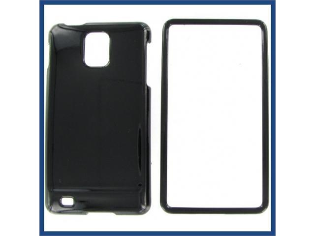 Samsung i997 (Infuse 4G) Black Protective Case
