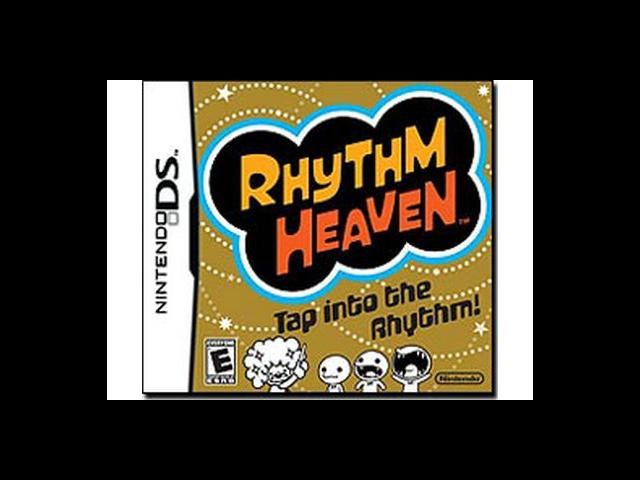 Rhythm Heaven (Nintendo DS)