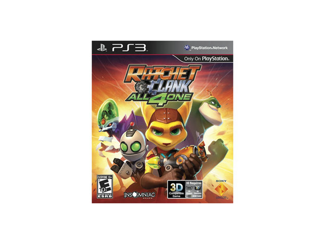 Ratchet and Clank: All 4 One (Playstation 3)