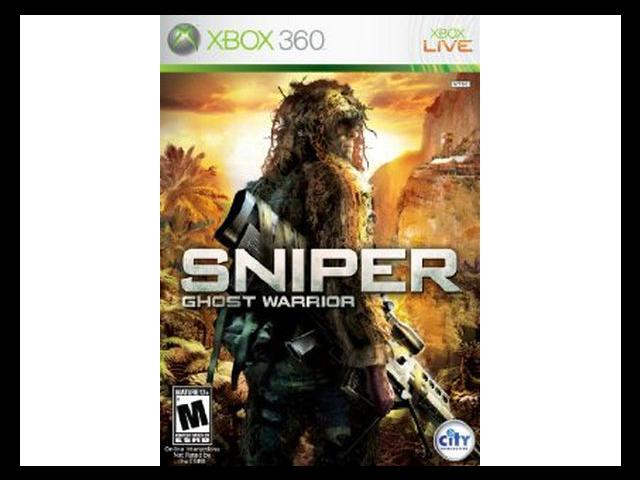 Sniper: Ghost Warrior (Xbox 360)
