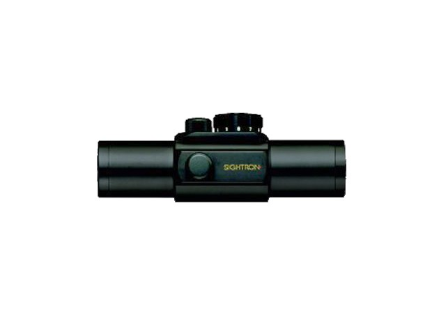Sightron S33 33mm Four Reticle Red Dot Pistol Scope/Electronic Sig S33-4R
