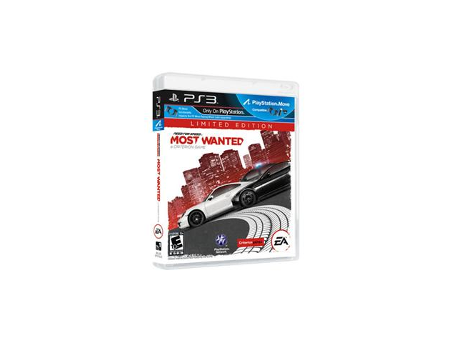 NFS Most Wanted  PS3