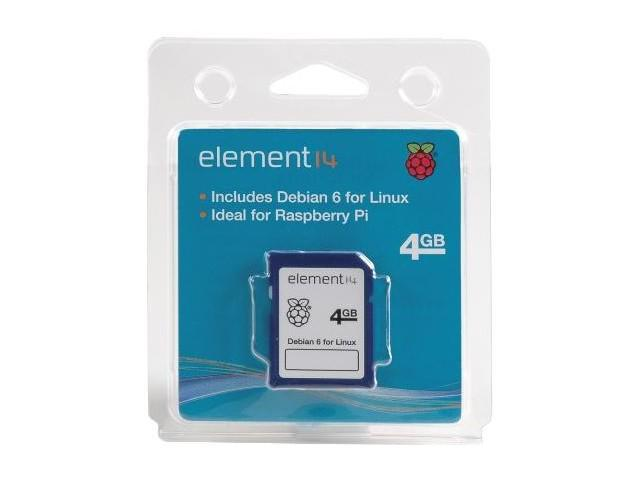 Raspberry Pi SD Card with OS Preloaded