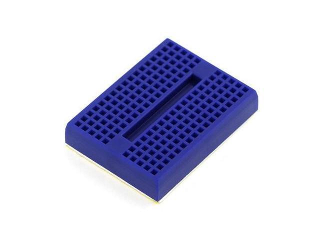 """Mini Blue Breadboard 2"""" X 1.5"""""""
