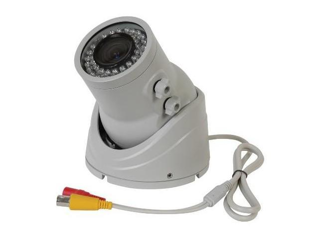 High Resolution Day/Night Vandal Resistant Dome Camera