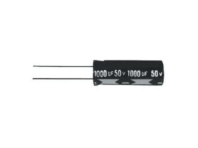 CAPACITOR 100V 4.7UFD RAD ELECTROLYTIC
