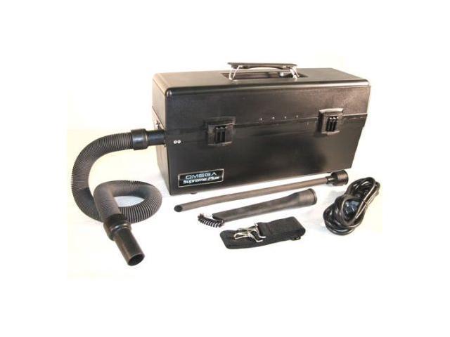 Omega Supreme Plus Vacuum with HEPA Filter