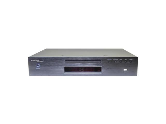 CD / USB Media Player with FM Tuner - MP3 and WMA