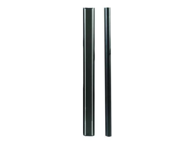 40W Black Ultra Slim HiFi Speaker Pair