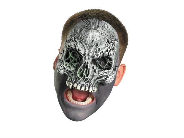 Chinless Dark Skull Mask