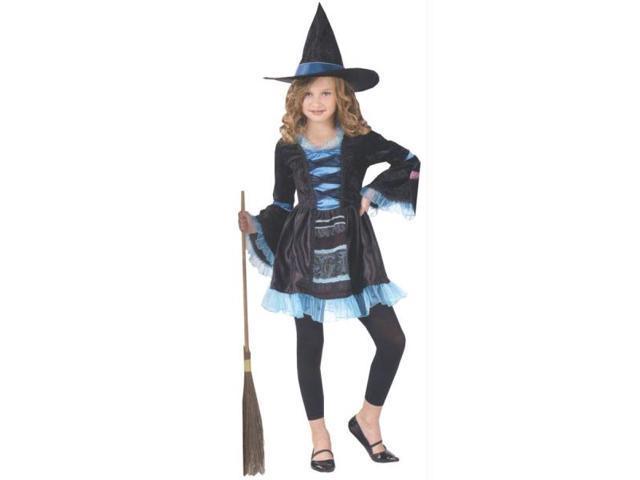 Victorian Witch Child 4-6