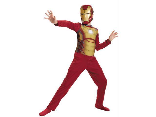 Iron Man Mark 42 Child Basic 4