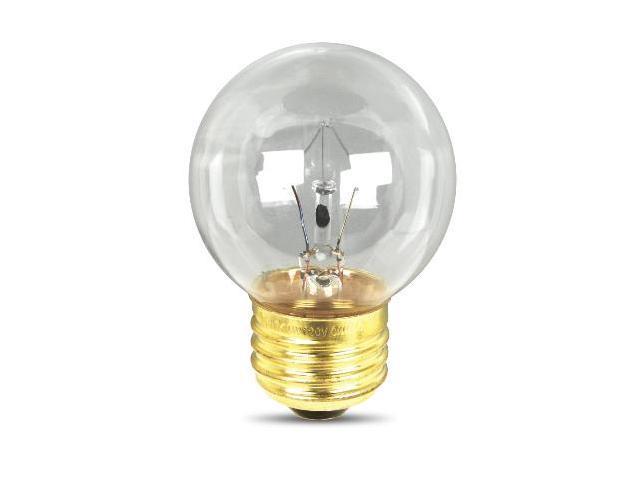 40 G16 Globe Light Bulbs