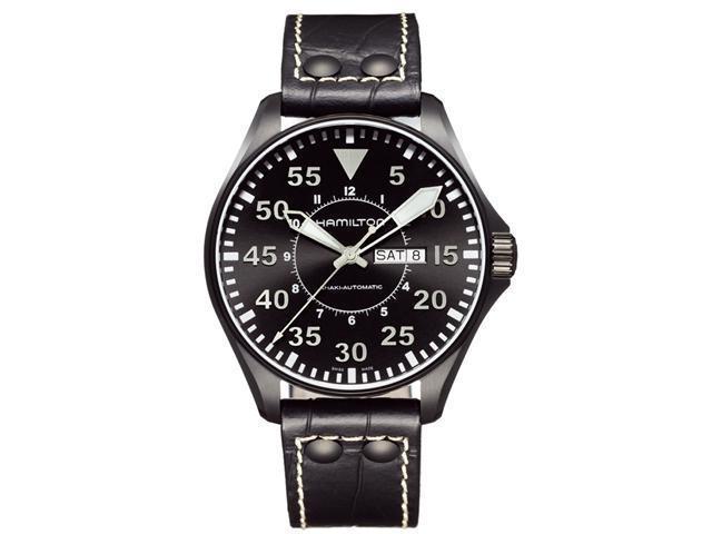 Hamilton Khaki King Pilot Automatic Mens Watch H64785835
