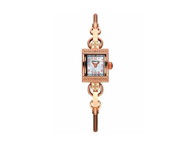 Hamilton H31241113 Women's American Classics Lady Rose Gold Tone White MOP Dial