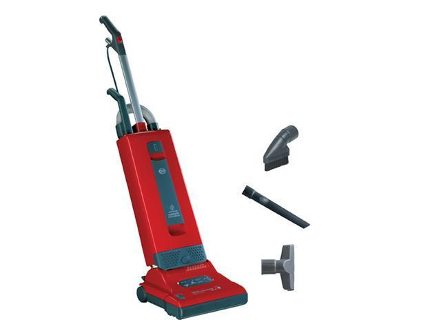 SEBO X4 9558AM Automatic Upright Vacuum Cleaner Red