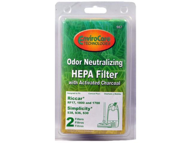 Simplicity HEPA Filter For Canister Models  S30, S36, S36L, S38, S38L
