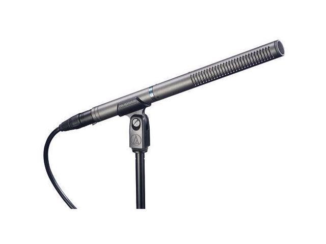 Audio Technica AT897 Shotgun Microphone (11In) Shotgun Mic
