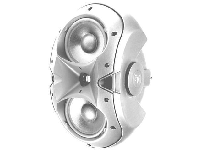 EV Electro Voice EVID 6.2W Wall-Mounted Speakers White 6.2 Pair (2) NEW