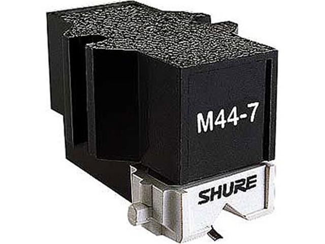 shure m44 7 standard dj cartridge standard phono cartridge. Black Bedroom Furniture Sets. Home Design Ideas