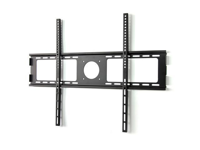 Homemounts HM002F Black Fixed 36''-65'' LED LCD TV Wall Mount Bracket
