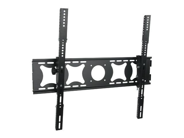 Homemounts HM002T Tilt Flat Panel Wall Mount Bracket for 36''-65'' TV - Black