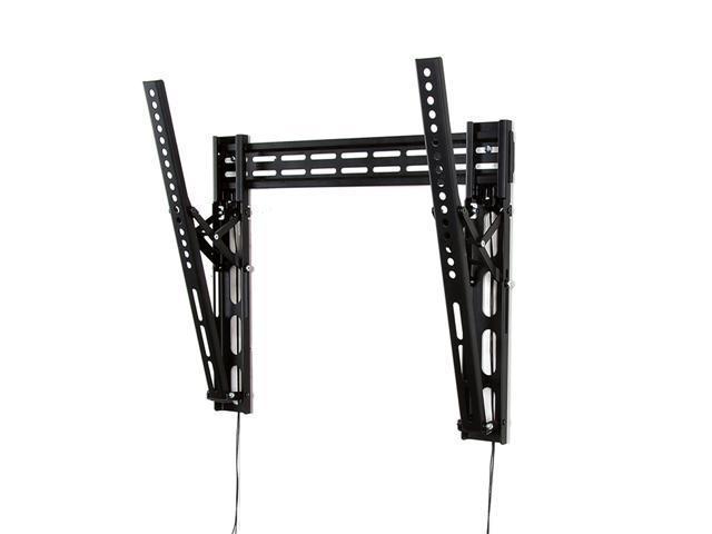 HomeMounts HM101T Low Profile Angle-Free Tilt 32''-47'' LCD LED TV Wall Mount Bracket (Black)