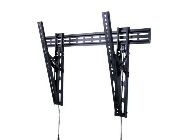 Homemounts HM102T Low Profile Angle-Free Tilt 37''-55'' LCD LED TV Wall Mount Bracket (Black)
