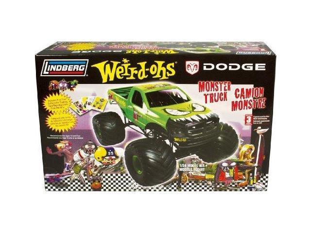 Lindberg Weird-Ohs Monster Truck Wade A Minute