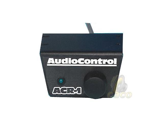 Audio Control ACR-1 Wired Remote for Select Processors