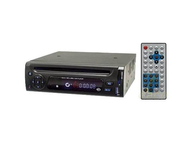 PERFORMANCE TEKNIQUE ICBM-9193 MULTIMEDIA DVD PLAYERS