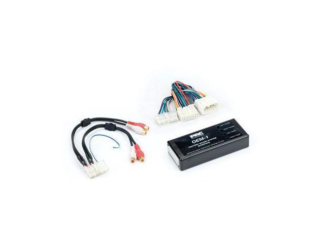 Pac AOEMHON20 Interface Add Amp to OEM Honda Radio