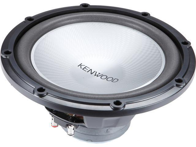 "Kenwood KFC-W12PS12"" 1000W Single 4 Ohm Performance Series Car Subwoofer"