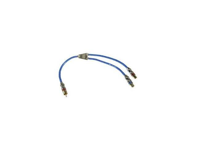 ABSOLUTE ABHP2F1M RCA HIGH PERFORMANCE SERIES CABLE 2 FEMALE 1 MALE