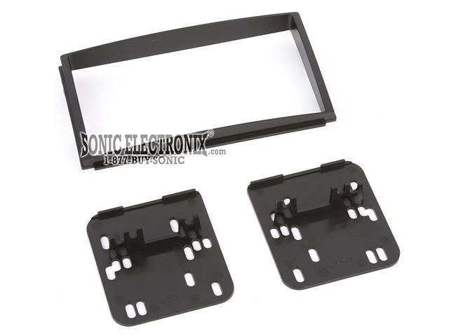 Metra 95-7330 Double DIN Installation Kit for 2007-up Kia Spectra/Spectra 5 Vehicles