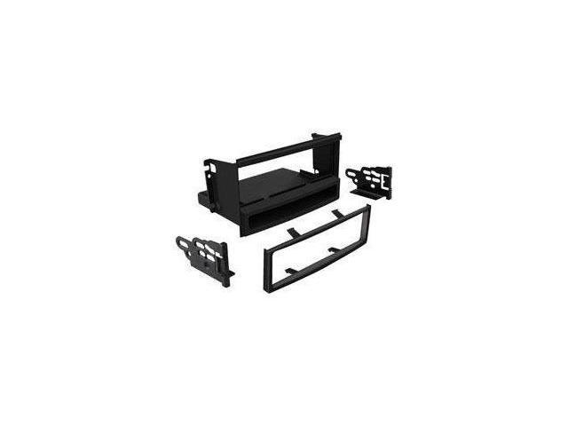 Metra 99-7328 Single DIN Installation Kit for 2007-up Kia Sorrento Vehicles (Black)
