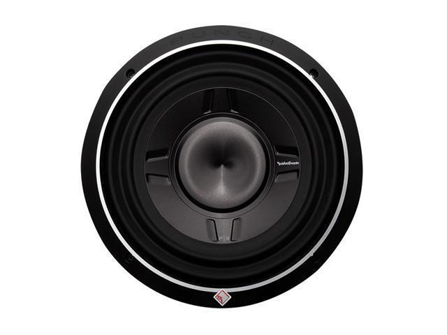 "Rockford Fosgate P3SD410 - Punch P3 Slim 10"" Subwoofer 4 ohm DVC"