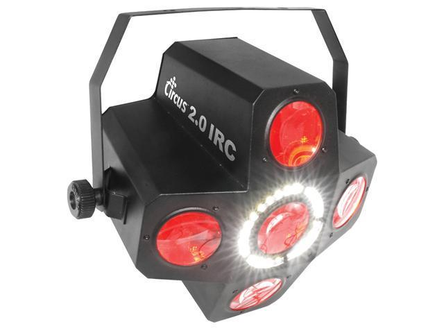 Chauvet Lighting Circus2.0 IRC SMD LED Strobe Effect Light