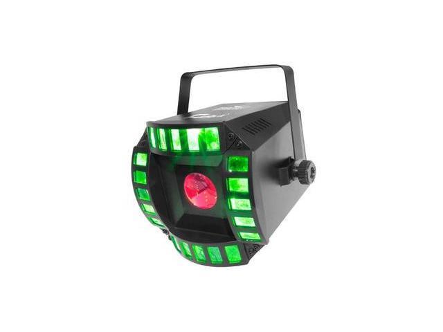 CHAUVET CUBIX 2.0 LED DJ DMX RGB Centerpiece Multi-Color Karaoke Effect Light
