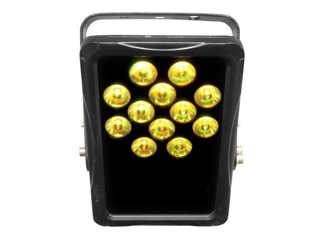 Chauvet Lighting SlimPANELTri 12 IP Rated Outdoor/Indoor Tri-Color LED Wash