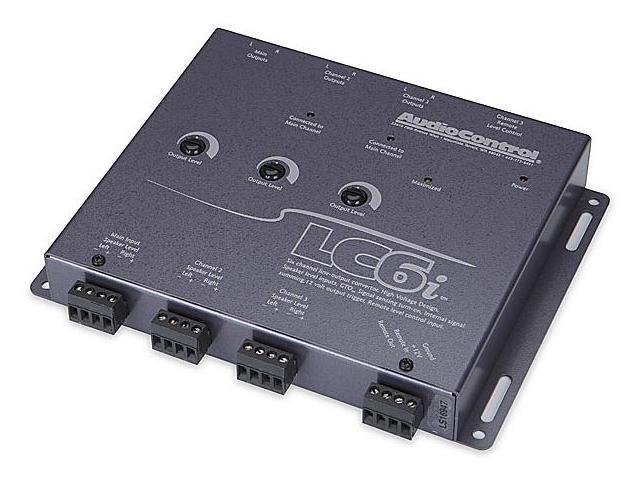 Audio Control LC6i 6 Channel Line Output Converter
