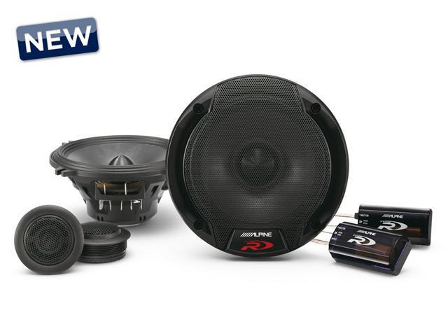Alpine Type-R SPR-50C Car speaker - 100 Watt