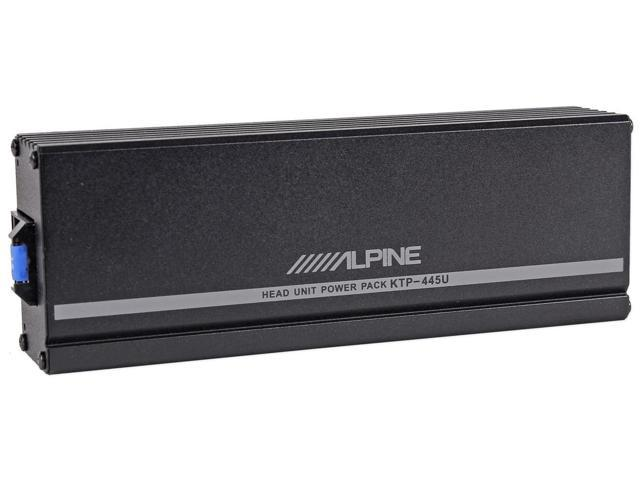 Alpine Ktp-445u Universal Stereo 4-channel 45 X 4 Rms Power