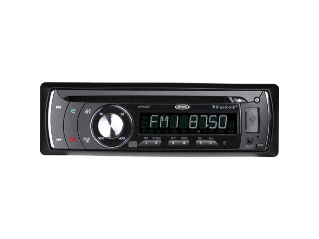 Jensen MP1516BT In-Dash CD/MP3/USB Car Stereo Receiver w/ Bluetooth and iPod Control