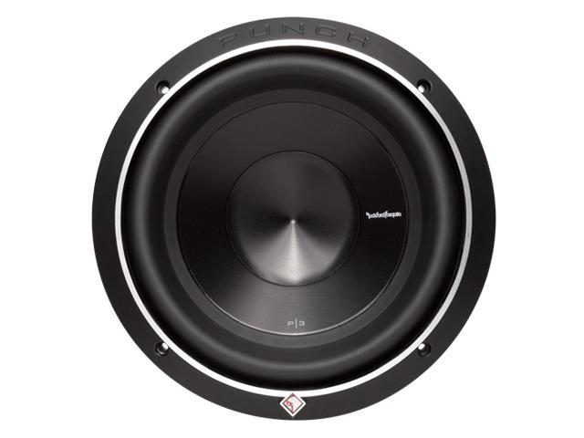 Rockford Fosgate Punch P3 P3D210 Car subwoofer driver - 400 Watt